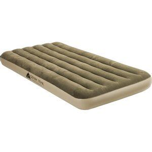 Ozark Trail Bed Frame And Air Mattress Velour Top Airbed Home Kitchen