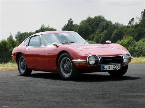 1967 Toyota 2000gt Toyota 2000gt Mf10 1967 70 Pictures 2048x1536
