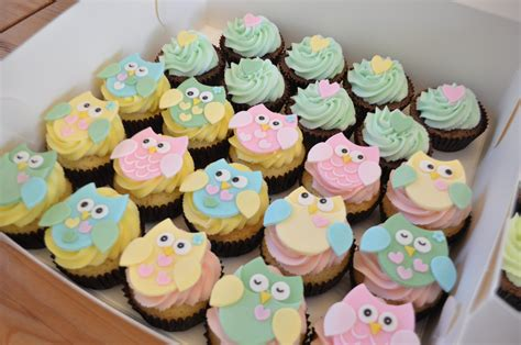 owl baby shower cupcakes owl cupcakes easy cake ideas and designs