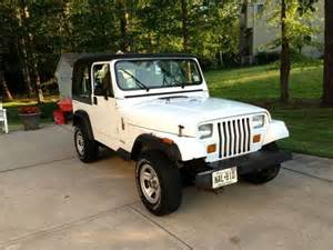 Jeep Used Nj Buy Used 93 Jeep Wrangler Sport 4wd Yj 4 Cylnders In