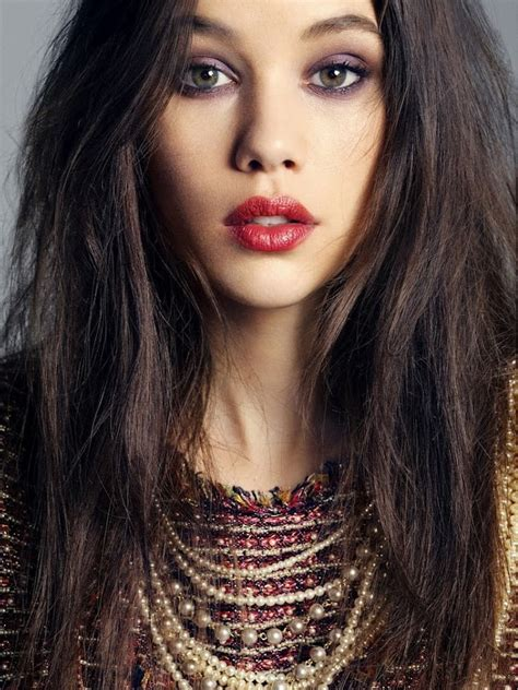 àstrid bergès frisbey face picture of astrid berges frisbey