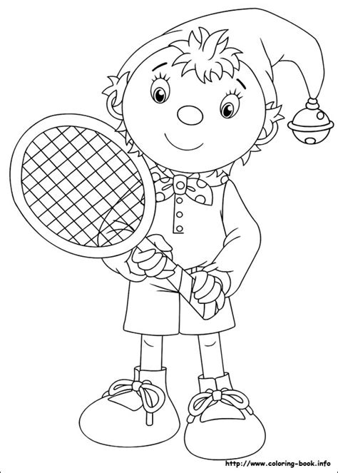noddy coloring picture noddy pinterest coloring and