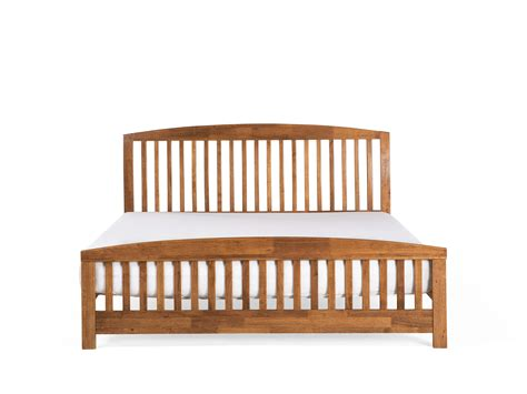 Futon Bett Holz by Bed King Size Bed Frame Wooden 180x200 Cm