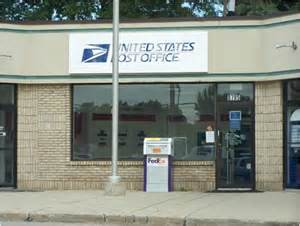 where all the blue boxes save the post office