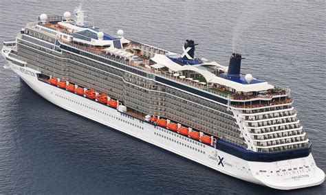 celebrity x mini cruise celebrity reflection itinerary schedule current