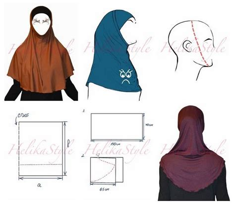 amira hijab pattern how to sew al amira hijab base pattern detailed