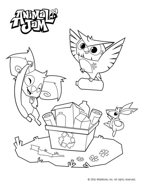 animal jam coloring pages bunny images of animal jam phantom coloring pages coloring pages