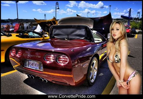 Women C 4 by Corvette 109 Corvette Pride Corvette Pictures