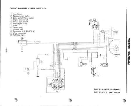 puch maxi s wiring diagram imageresizertool