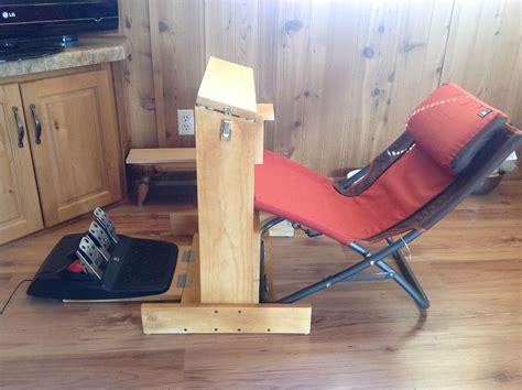racing simulator chair plans 80 sim rig compact and portable sim racing rigs