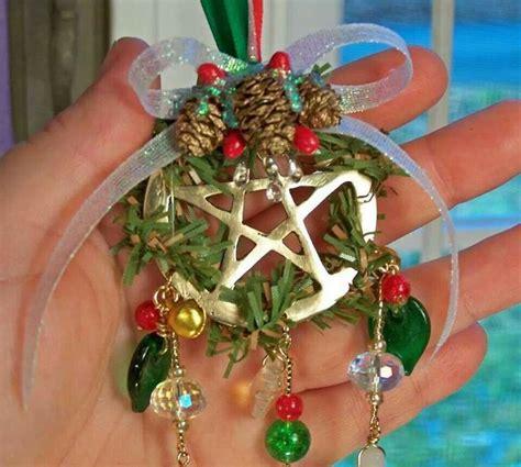 pagan christmas decorations winter solstice yule yule ornament pagan decorations winter solstice