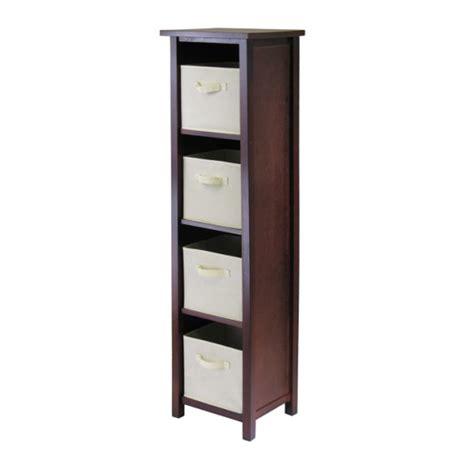 shelf section shelves verona 4 section n storage shelf 4 foldable
