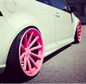 Wheels Pink Truck Pink Rims Honda Civic Chrysler 300 Pink