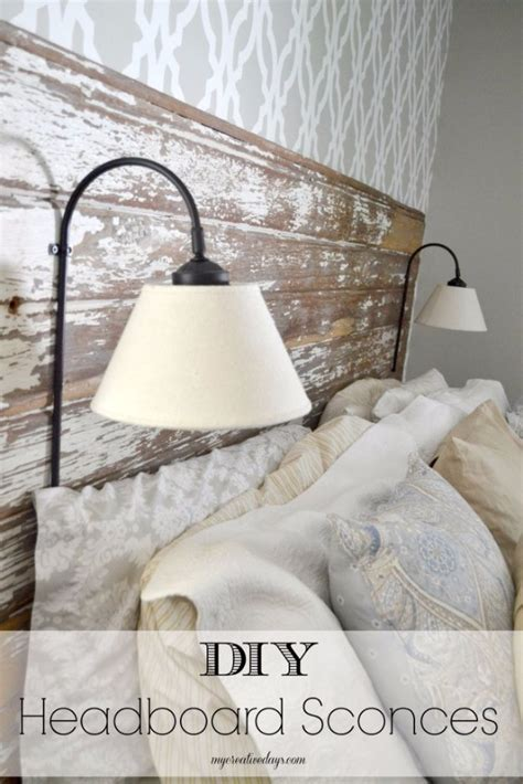 headboard lights diy headboard ideas 16 projects to 31 fabulous diy headboard ideas for your bedroom page 2