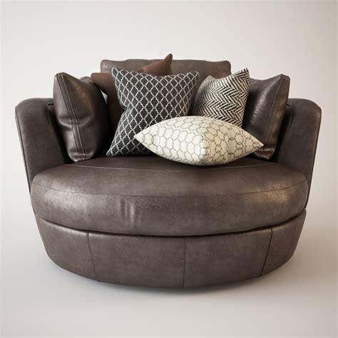 snuggle armchairs 3d armchair snuggle leather