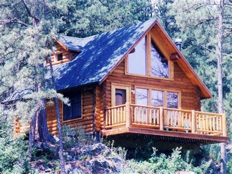 Cabins In South Dakota by Newton Fork Ranch Well Appointed Fully Furnished Black