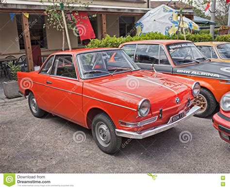 bmw vintage coupe vintage bmw 700 coupe sport editorial stock image image