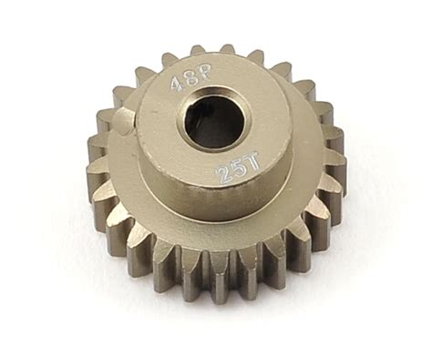 3racing Pinion Gear 48 Pitch 18t 48p aluminum pinion gear 25t by ruddog rdgrp 0025