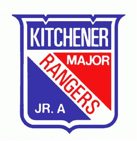 Kitchener Rangers by Kitchener Rangers Hockey Logo From 1974 75 At Hockeydb