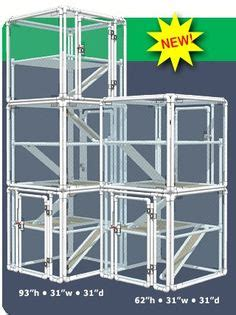 Kandang Kucing Well Cage 1000 images about cat cages on cat enclosure