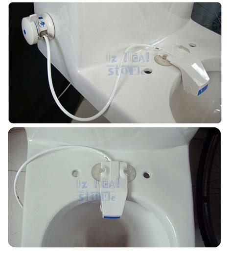 Toilet Bidet Sprayer Seat Washlet Hydraulic Toilet Seat Bidet Attachment Washlet Cold Water