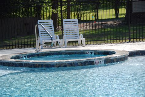 Backyard Creations Benton Arkansas Pool Spa Tub Custom Photo Image