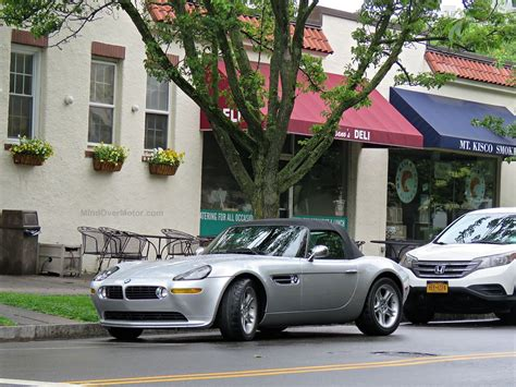 bmw z8 spotted in greenwich ct mind motor