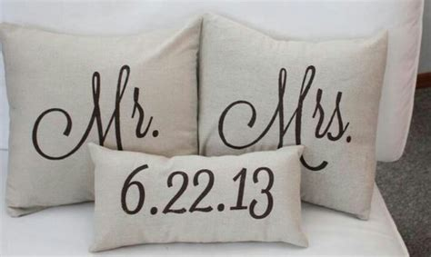 Mr And Mrs Pillows by Mr Mrs Pillows Home Sweet Home