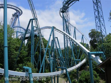 Alpengeist Busch Gardens by Theme Park Archive Alpengeist At Busch Gardens Williamsburg