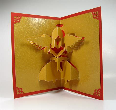 Handmade 3d Cards - 3d pop up greeting card home d 233 cor handmade