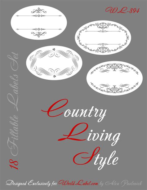 oval label templates printable oval labels free template set worldlabel
