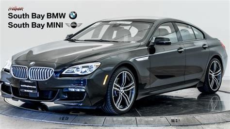 2019 Bmw 650i Xdrive Gran Coupe by Pre Owned 2019 Bmw 6 Series 650i Xdrive Gran Coupe 4dr Car