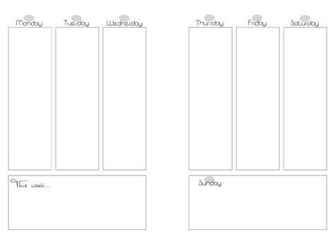 html printable layout kokiri auf eis free planner inserts for your filofax