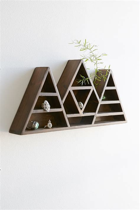 Mountain House Shelf by Bryn Mountain Display Shelf Outfitters Home