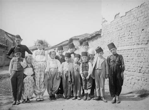 ottoman imperialism children in mitrovica kosovo 1900 via ottoman imperial