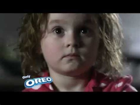 pixie davies advert oreo commercial uk 2012 the explanation to daddy youtube