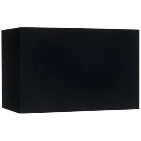 black rectangle l shade black rectangular hardback l shade 8 16x8 16x10 spider
