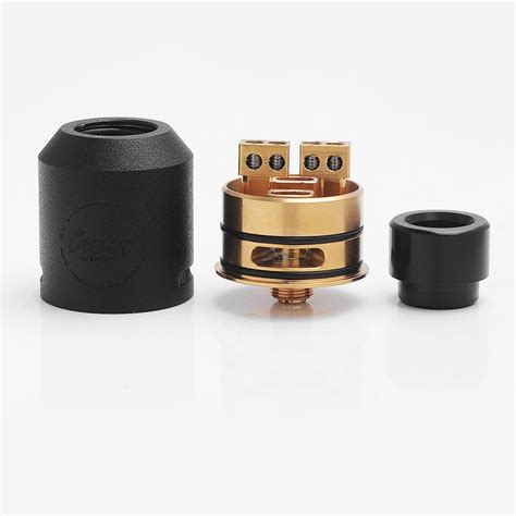 Mage Mechanical Tricker Kit Authentic authentic coilart mage mech black mechanical mod kit