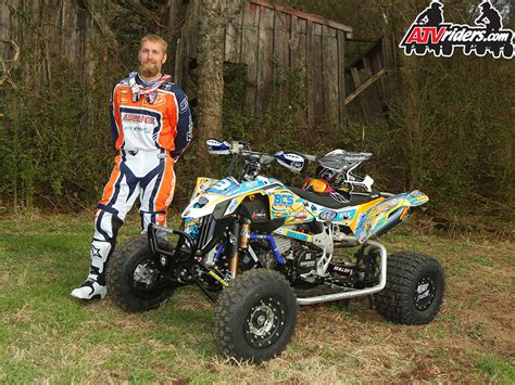 pro motocross racers josh creamer pro atv motocross racer