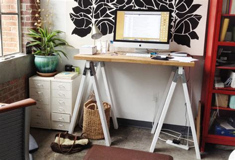 Make A Standing Desk by Diy Standing Desk Mint