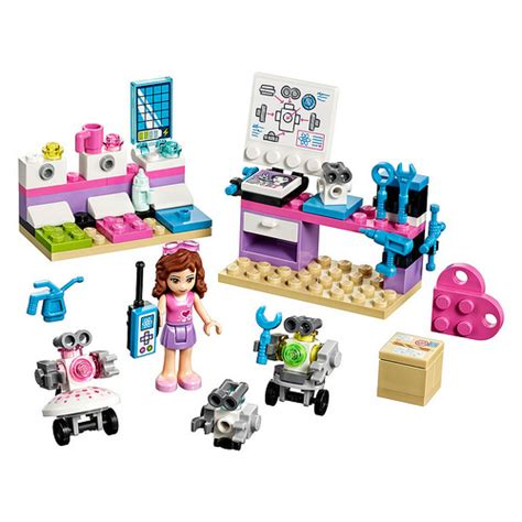 Disney Princess Bedroom Stickers Lego Friends Winter 2017 Official Images The Brick Fan