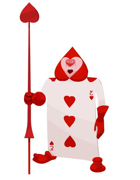 in card soldiers template of hearts soldier card search punch