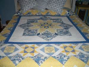 pokeytown blue and yellow quilts countdown to