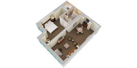 hton house design 16 smart 3d corner apartment floor plan design