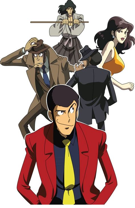 lupin the third 103 best images about lupin iii on japanese