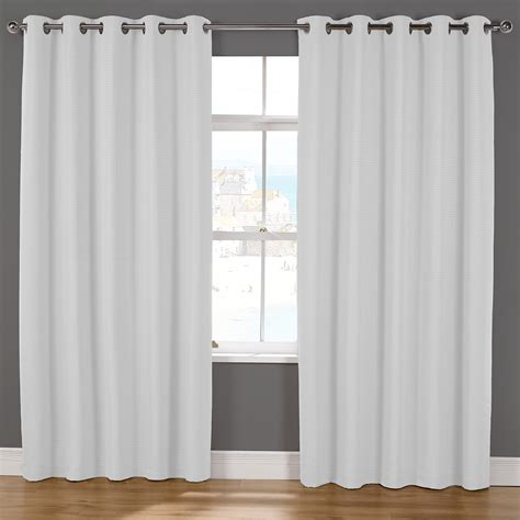 white curtains naples white luxury lined eyelet curtains pair julian charles