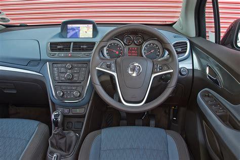 vauxhall mokka interior vauxhall mokka review autocar