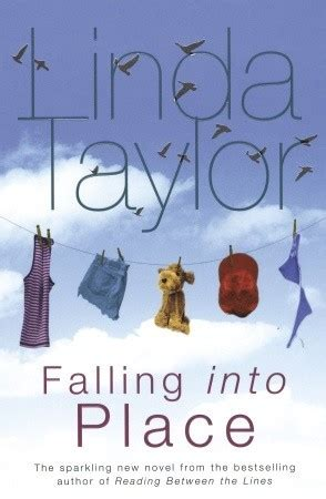 falling into books falling into place by reviews discussion