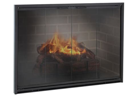 buy fireplace doors online the stiletto san francisco