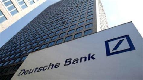 In Vendita Da Banche by Commissione Banche Deutsche Bank Quot Consob Non Ci Ha